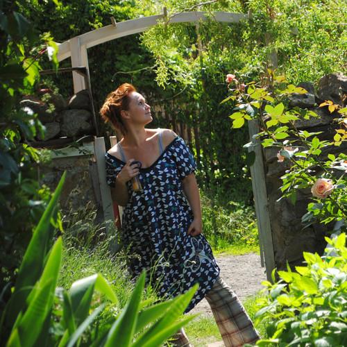 """""""Dokonale letní"""", krátké šaty, tunika XL/XXL"""