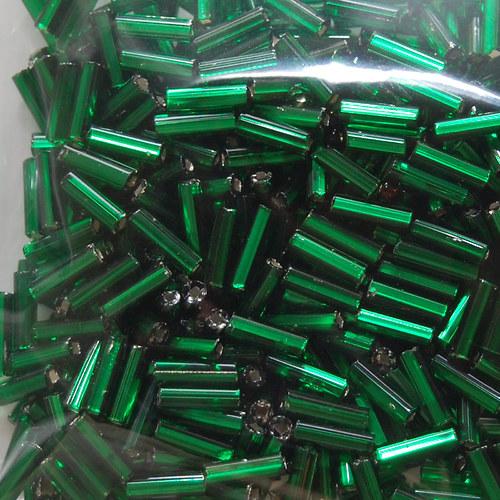 Rokajl tyčinky Preciosa 7mm 20g с.125