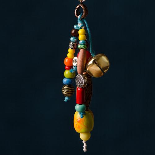 Přívěsek na klíče,batoh