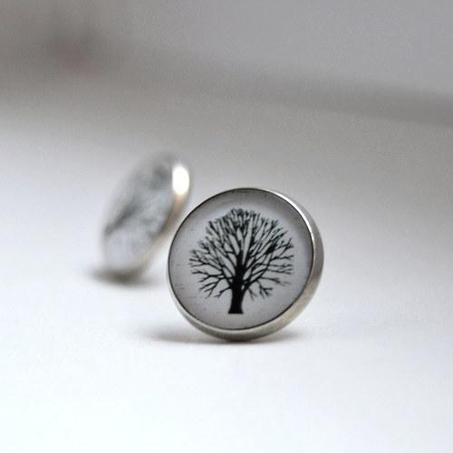 Milujeme stromy! Pecky černobílá