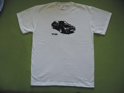 tričko Tatra 700 - retro motiv