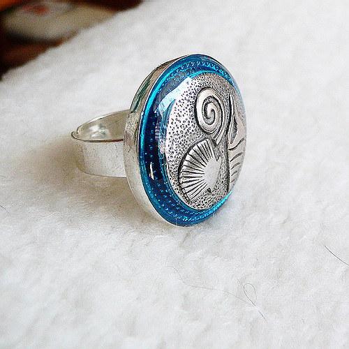 Plody moře (prsten)