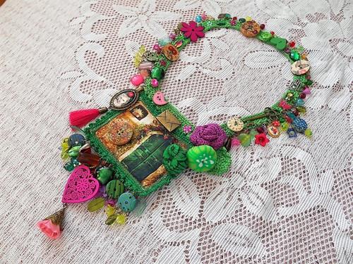 Náhrdelník Gypsy Tajemství
