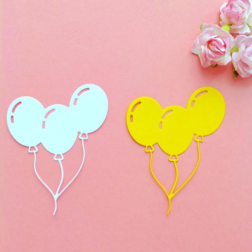 Balónky-sada 2ks ,barva dle přání (PAR 7)