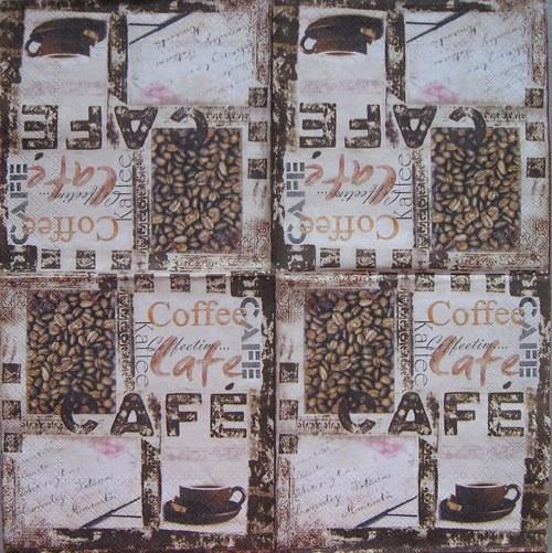 Ubrousek Coffee č. 1764
