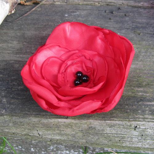 Krásně se červená