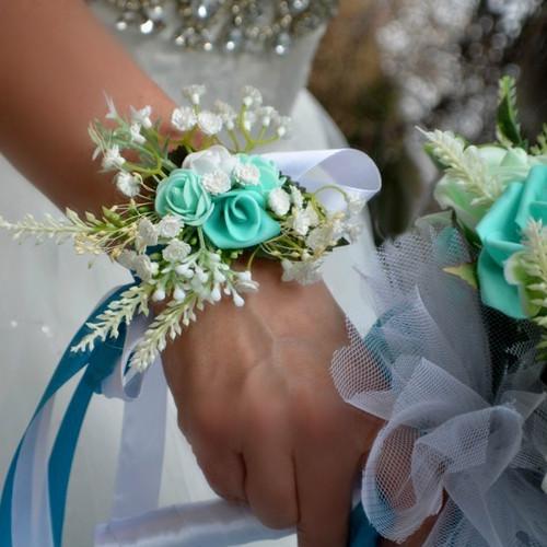 Svatební náramek Tiffany