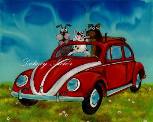 Jedeme na výlet !