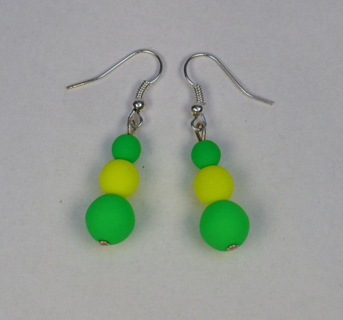 Zeleno-žluté neonky
