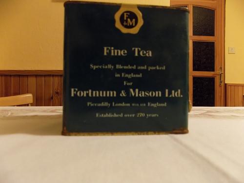 Čaj firmy Fortnum a Mason Ltd. SLEVA