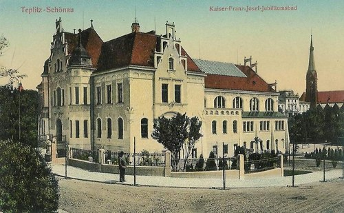 Foto 1906 Teplice