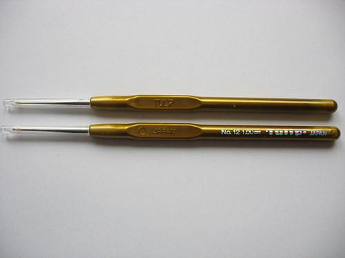 Háček Tulip kovový s PH ručkou vel.1.00mm
