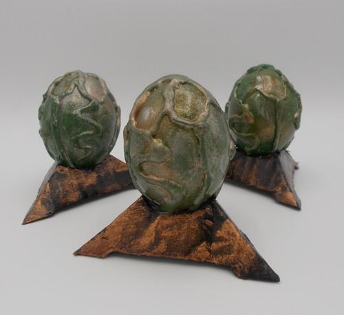 Dračí vejce zelené