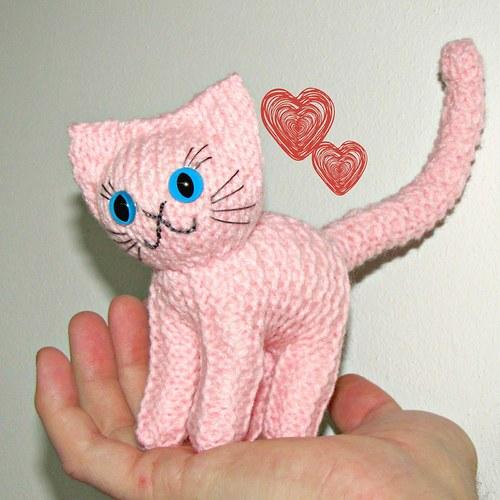 Zamilovaná kočička