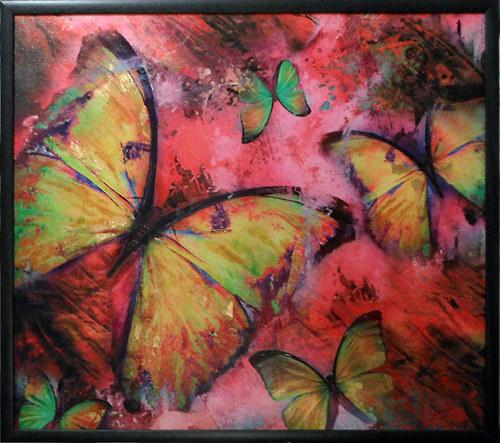 Motýlí slet