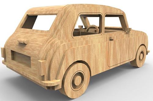 Modely aut   Mini Cooper
