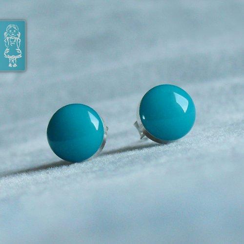 Turquoise - stříbro