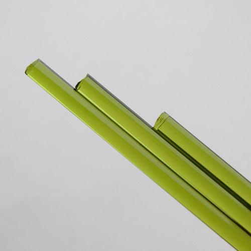 5023 olivín transparentní