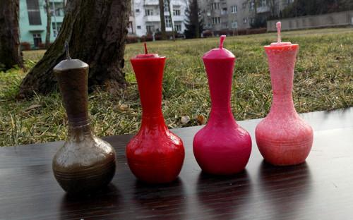 Svíčky - Amfora