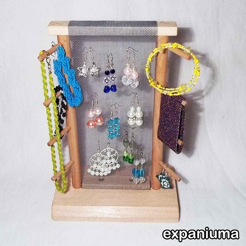 Stojánek na šperky - Katka