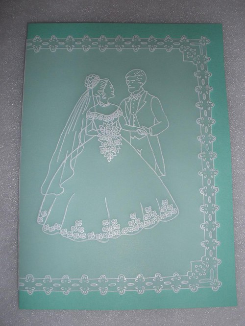 Svatební přáníčko