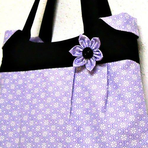 Taška lila Marika 7