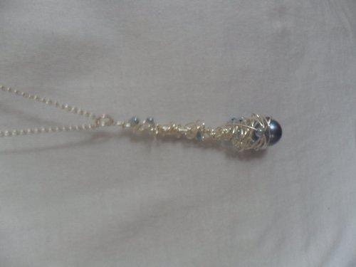 SLEVA 20% z 99,-motanice - náhrdelník