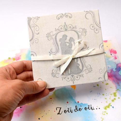Album mini Svatební