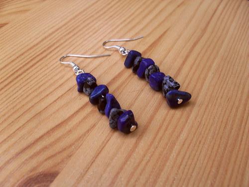 Lapis lazuli a obsidián