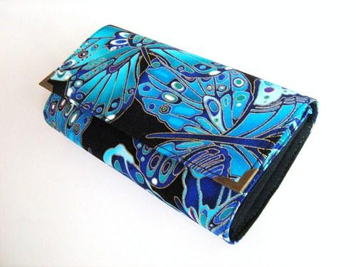 Noční motýl - velká, zipová i na karty