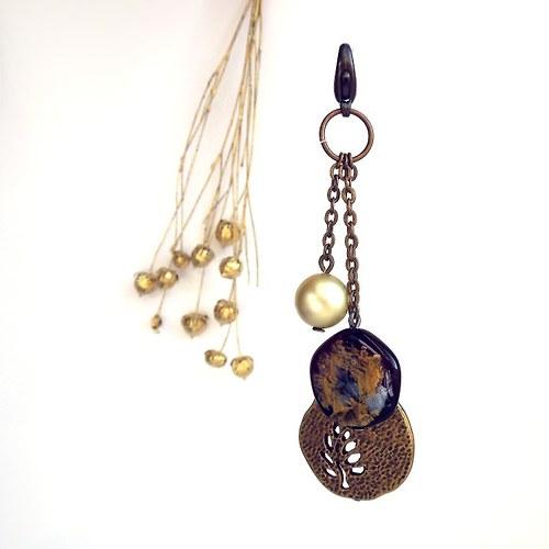 Univerzální přívěšek Zlatočerný amulet