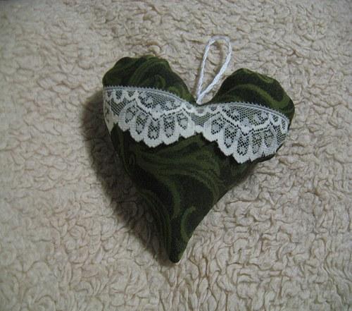 Srdíčko zelené - SLEVA!