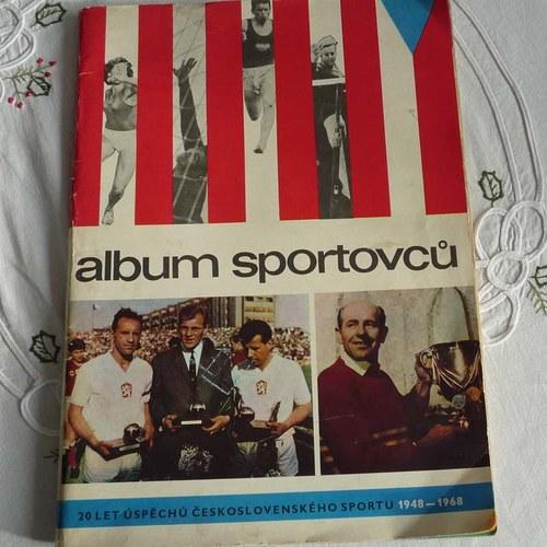 Album sportovců