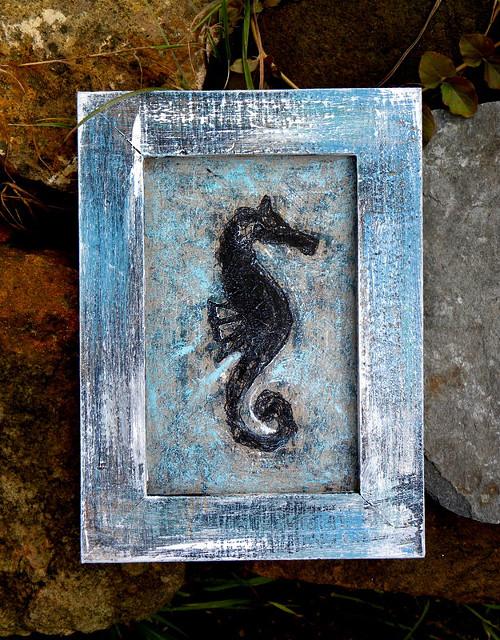 Koníček mořský