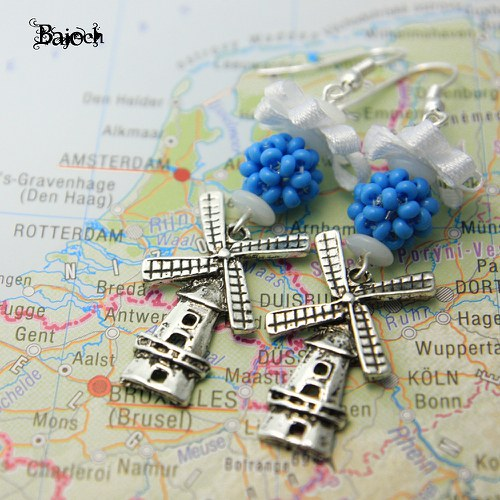 Křížem krážem po Evropě - Holandsko