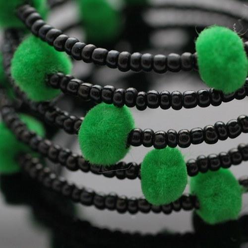 Černo-zelená paměť - VÝPRODEJ
