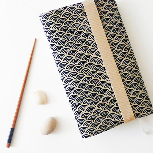 :: vytuněný obal na knihu :: Sevenberry