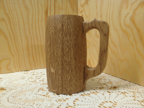dřevěný korbel skládaný LE05-39