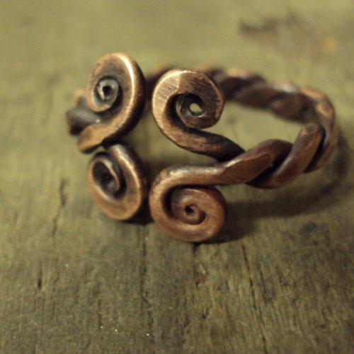 Eynarův prsten z mědi