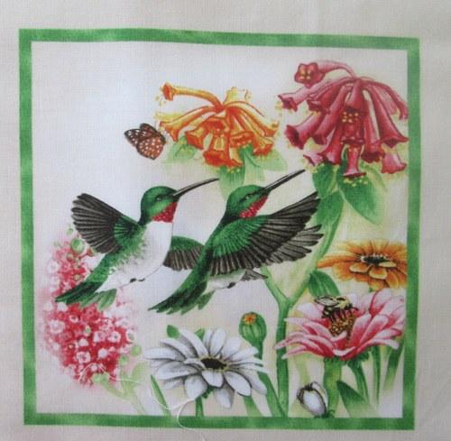 SLEVA - Ptáčkový panel