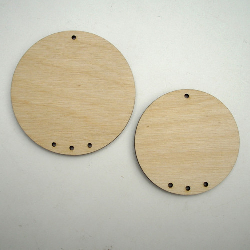 KOLEČKO 7 cm - komponent s děrováním - KV071