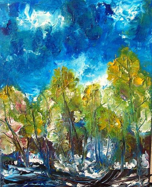Opět stromy