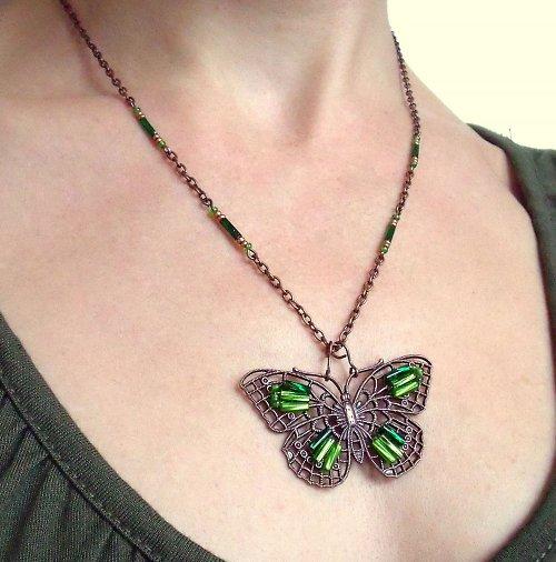 Motýl Lesní