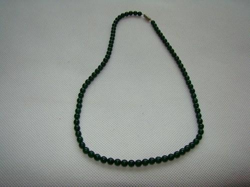 Korálky - náhrdelník č8