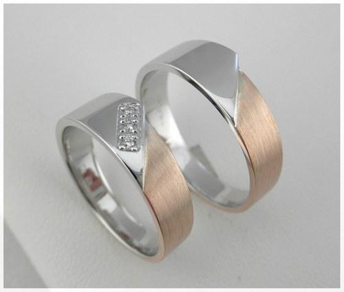 Snubní prsteny č. 37
