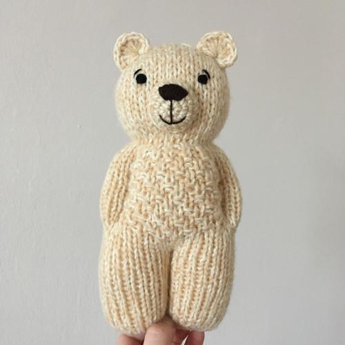Medvídek jako od babičky - Smetánek