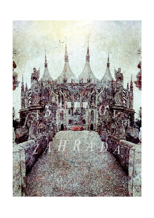 Starý zámek (volný list)