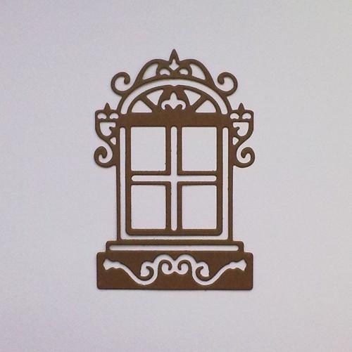 Výsek - Okno