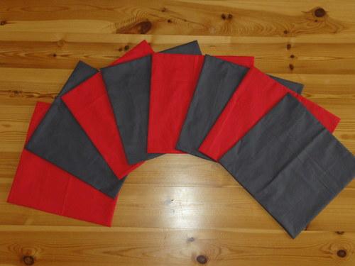 Povlak na polštářek jednobarevný 50x60cm