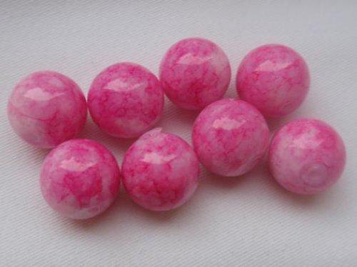 Kraklované kuličky č. 5 - 12 mm